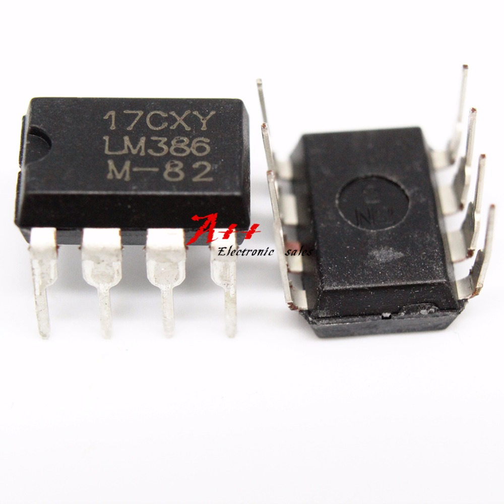 Op Amp Buffer Amplifier 10pcs Tl081cp Tl081 Dip 8 New And Original Schematic Using Laser Diode Lm386 Low Voltage Audio 20pcs Lm386n 1