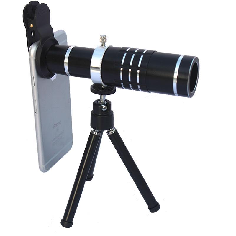 SNAPUM mobile phone 18x telescope Camera Zoom optical Cellphone telephoto Lens For iphone samsung Huawei oppo vivo xiaomi 9
