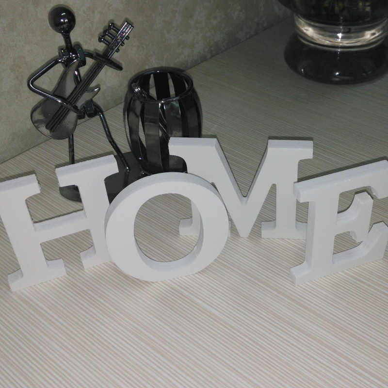 new diy wall stickers 3d sticker creative decoration wedding gift love letters decorative Alphabet wall decor