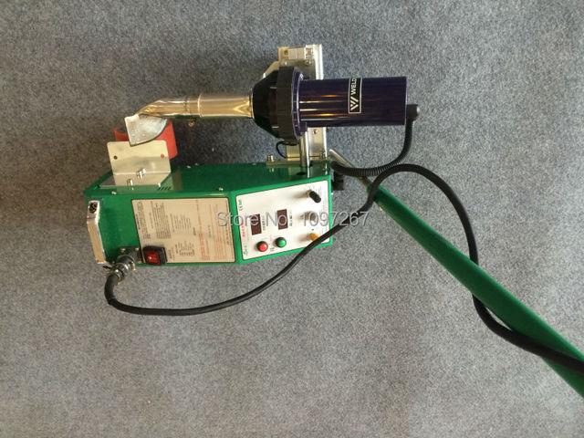 Nowoczesna architektura Maszyna do zgrzewania PVC/spawacz sprzęt/maszyna do cięcia/folia z FG36