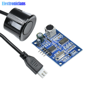 High Accuracy! JSN-SR04T DC 5V Ultrasonic Module Distance Measuring Transducer Sensor IO Port Waterproof for Arduino spotter blacharski