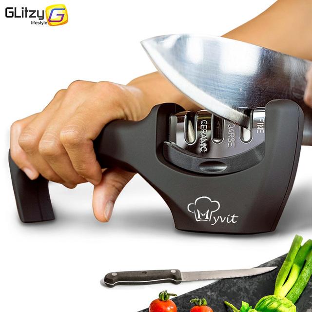 Professional Kitchen Knife Sharpener.
