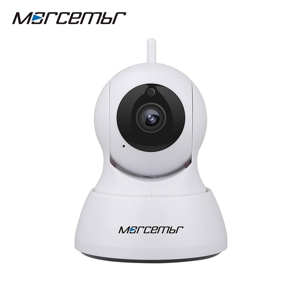 Morcembr P2P 1.0MP IP Camera Wireless Mini Video Wifi Camera 720P Security Surveillance CCTV Cameras Android iPhone OS Access