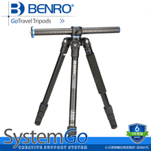 Benro SystemGo Excellent Shock Absorption Professional Travel SLR Digital Multi-camera Photography Aluminum tripod GA168T цена 2017