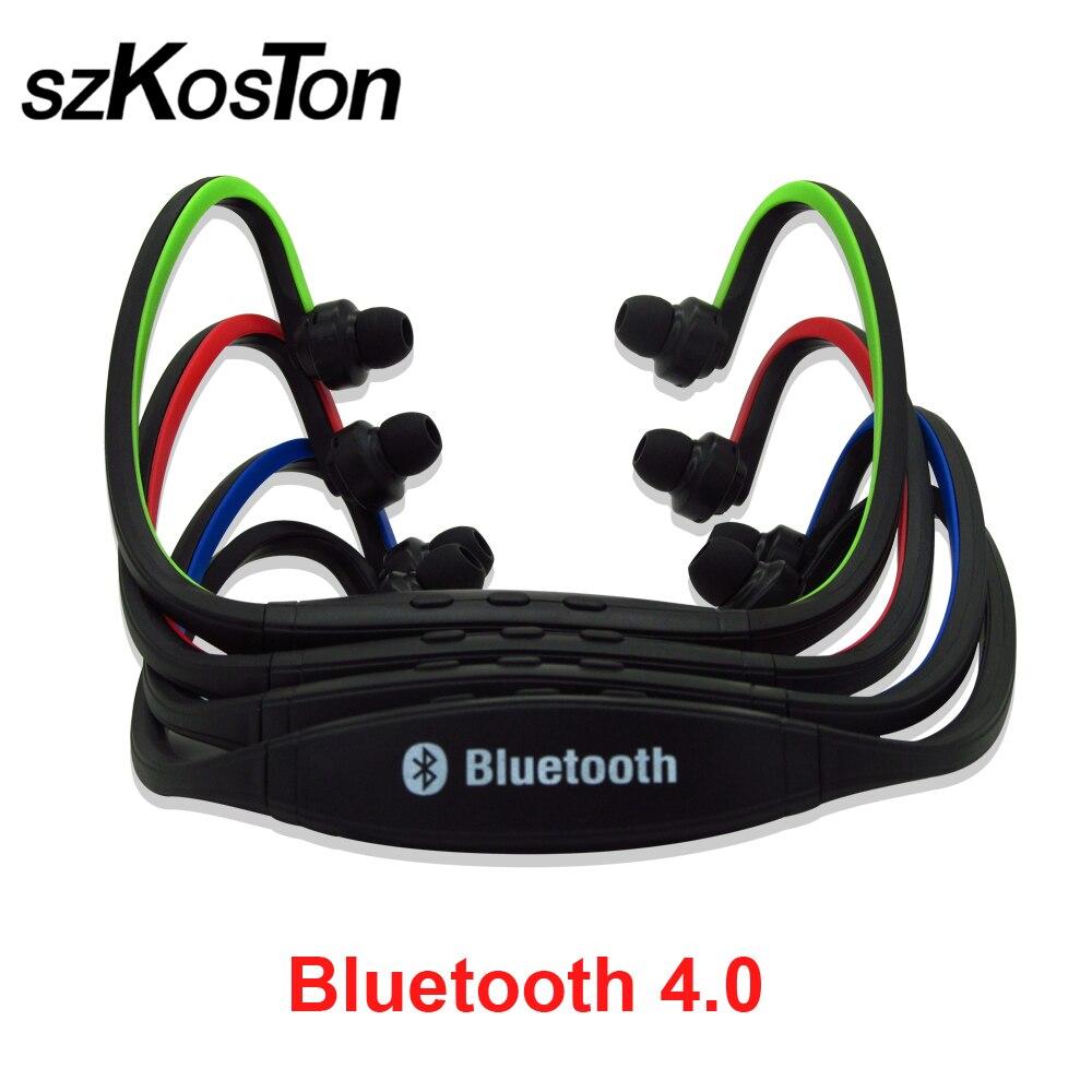 Hot Sport Auricolare Bluetooth S9 Wirless Handfree Auricolare Cuffie Neckband Cuffie MIC Per il iphone Huawei XiaoMi
