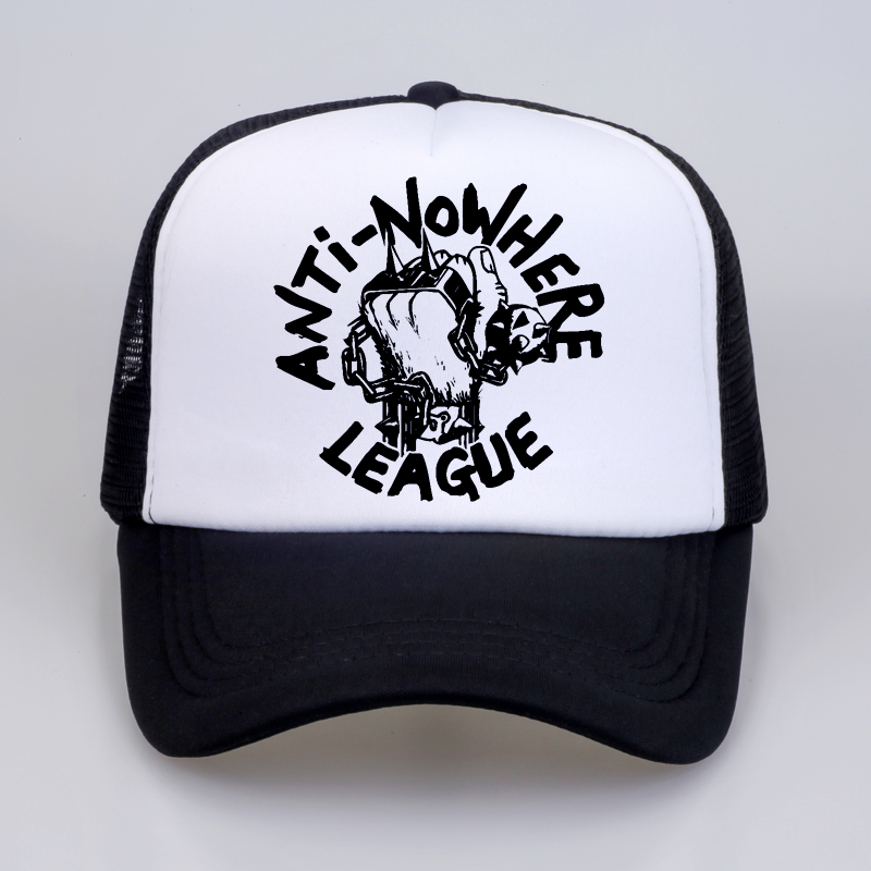 ad06c3cb VTG 80's ANTI NOWHERE LEAGUE PUNK ROCK SKINHEAD Oi! TOUR CONCERT Baseball  caps Mens 2018