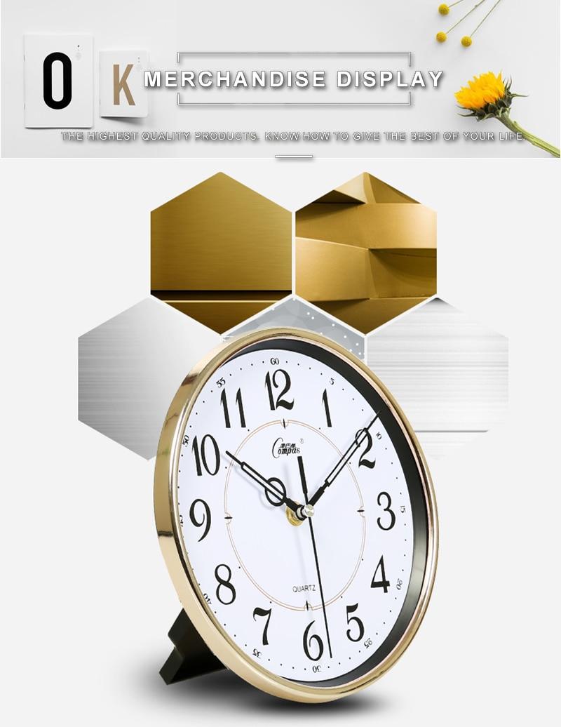 watch table digital clock shabby chic muslim azan clock horloge retro mechanical clock digital watch desk flip clock retro bamboo wood vintage klok (5)