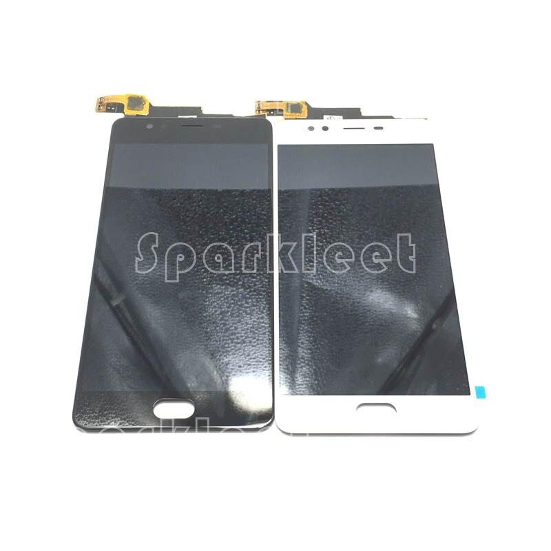 5,5 ЖК-дисплей Замена для Нубия M2 LITE ЖК-дисплей Дисплей Сенсорный экран планшета Ассамблея Ремонт Запчасти для M2 молодежи NX573J ЖК-дисплей част...