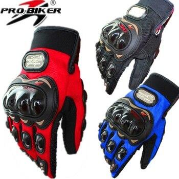 PRO-motorista de caballero caballo guantes para motocross MX Quad ATV Dirt Trail pozo Off-road guantes para motocicleta de pantalla táctil