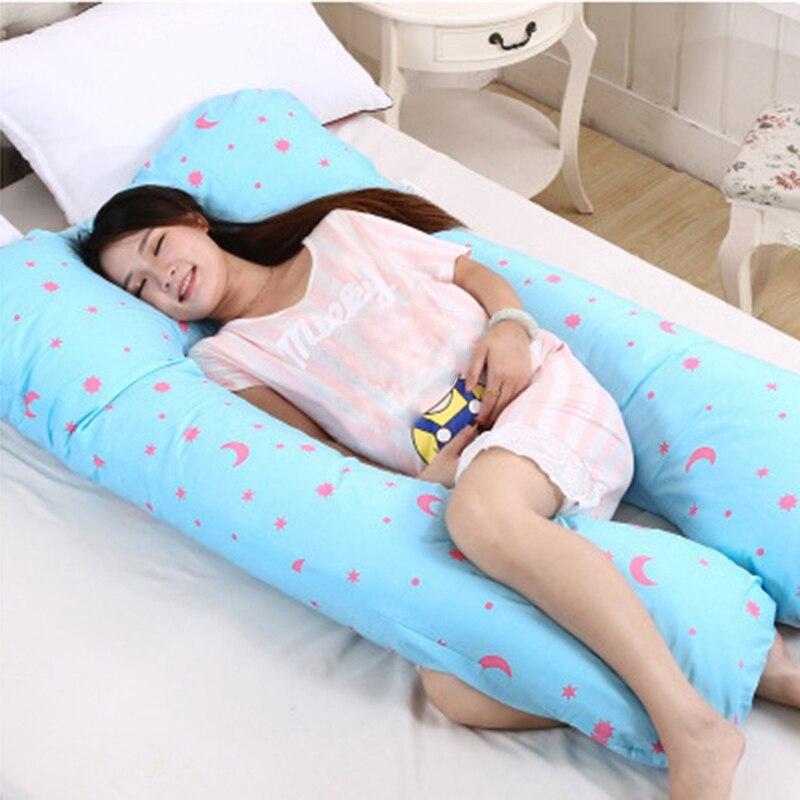 Wysokiej jakości poduszka do ciała w ciąży Wygodne w kształcie - Pościel - Zdjęcie 4