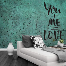 Quotes You+Me=Love Wall Stickers Love Heart Romance Valentine Day Family Wall Decal Interior Windows Removable Home Decor ZW289