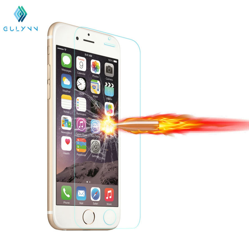 For film iphone 6s Tempered Glass film on the iphone 6s Screen Protector Toughened Protective Glass on the For iphone 6 glass