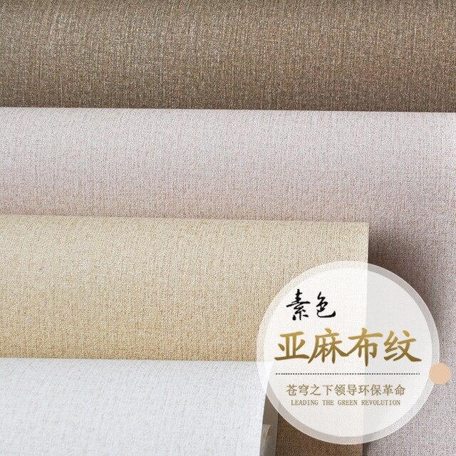 moderne minimalistische warm vliesbehang slaapkamer woonkamer tv achtergrond muur kleur behang fabrikanten verkopen