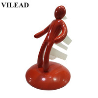 VILEAD Novelty Humanoid Stainless Steel Magnet Knife Holder Blocks Roll Rack Shelf Stand without Knives Creative Kitchen Tools
