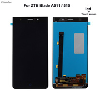 for zte A515 A511 LCD Display Touch Screen assembly For ZTE Blade A515 Blade A511 Smartphone LCD screen with tools