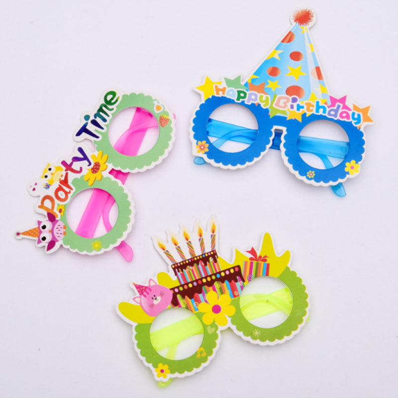 Motivated Children Adults Led Light Up Leaves Leaf Shutter Glasses Glowing Flashing Eye Glasses Eyewear Rave Party Dress Decor Halloween Novelty & Special Use