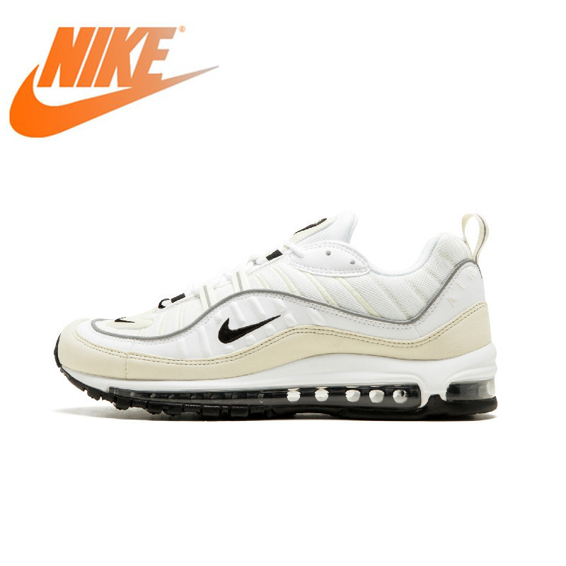 Original Authentic Nike Air Max OG 98 Gundam Mens Running Shoes Sports Outdoor Breathable Jogging Sneakers Training New ArrivalOriginal Authentic Nike Air Max OG 98 Gundam Mens Running Shoes Sports Outdoor Breathable Jogging Sneakers Training New Arrival