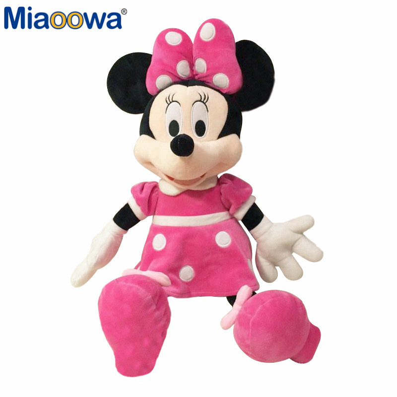 Mickey&Minnie Mouse High Quality Plush Stuffed Toy  4