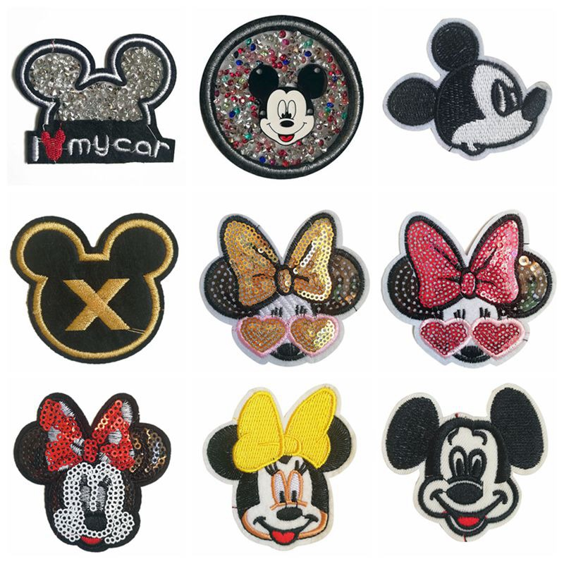 Mickey patches