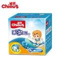 LABORATORIOS de pull-up pantalones de entrenamiento bebé pañales Chiaus Ultra Thin 13-18 kg 72 unids (XL) absorbente respirable sin dermatitis del pañal de ropa interior