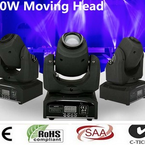 30W LED Spot moving head Light