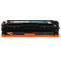 Compatible Color Toner Cartridge For HP LaserJet Pro 200COLOR M251n M251nw M276n M276nw printer