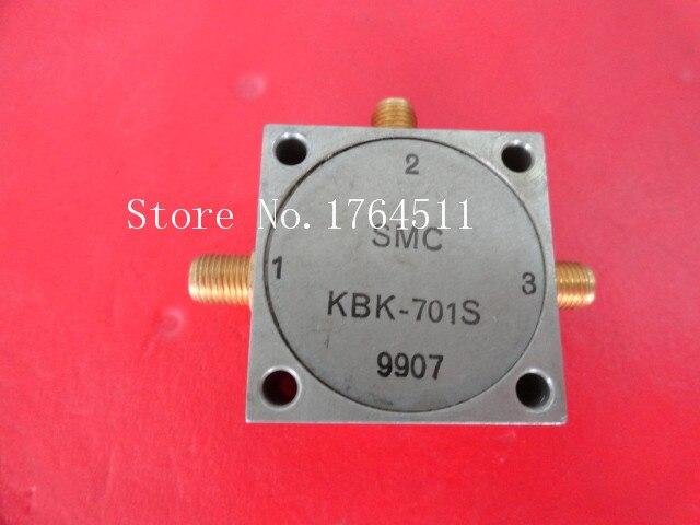 [BELLA] SMC KBK-701S DC-400MHz Coup:10dB/6dB Directional Coupler Coupler SMA