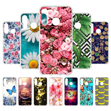 3D DIY For Huawei P30 Lite Case Cases Silicone Soft TPU Back Cover P30Lite P 30 Phone Bumper