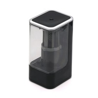 Electric Pencil Sharpener Automatic Pencil Sharpener Dual Hole For 6 8mm Durable For Artist Supplies School