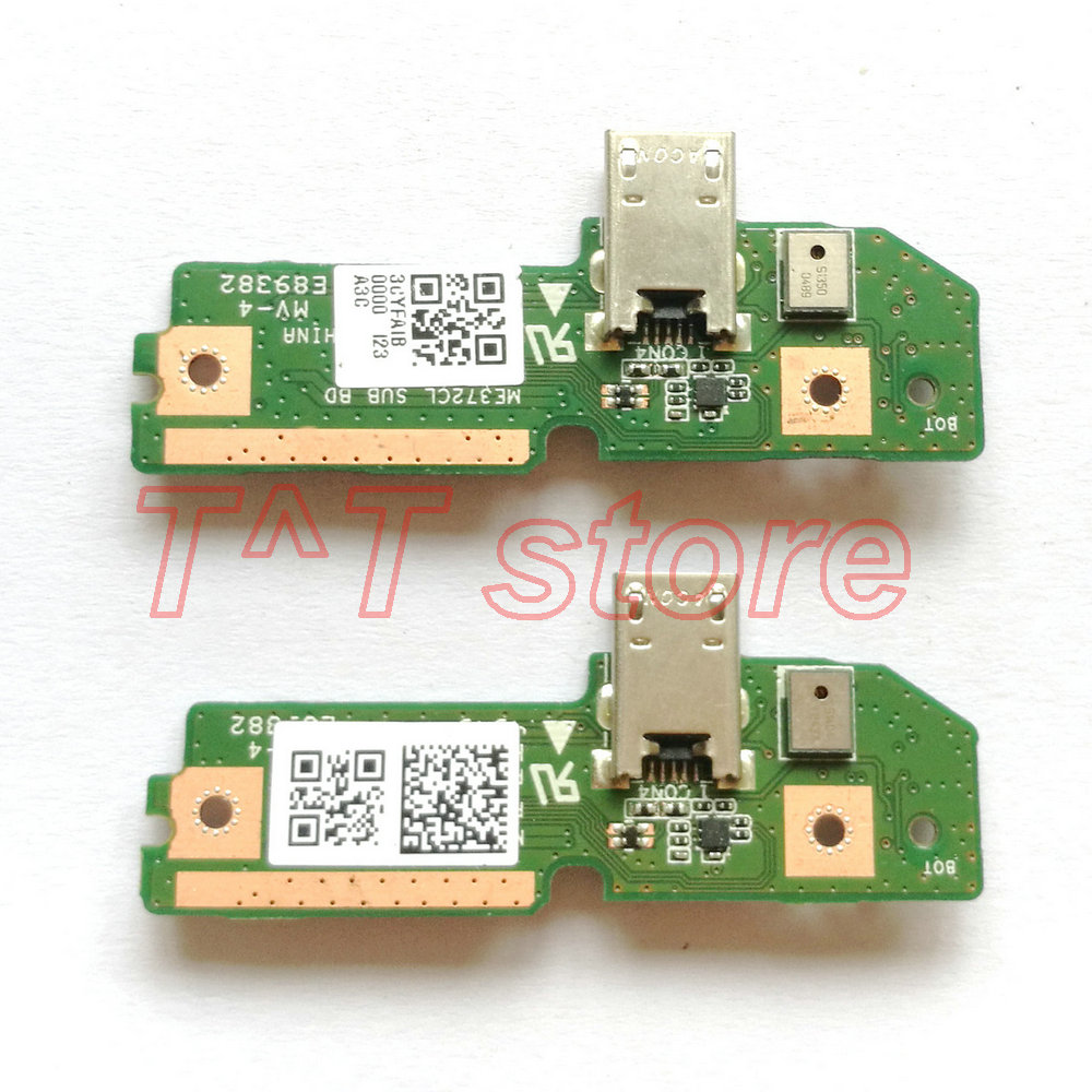 New Original FOR ASUS Fonepad 7 LTE ME372C ME372CL USB Charger Board ME372CL_SUB_BD Free Shipping
