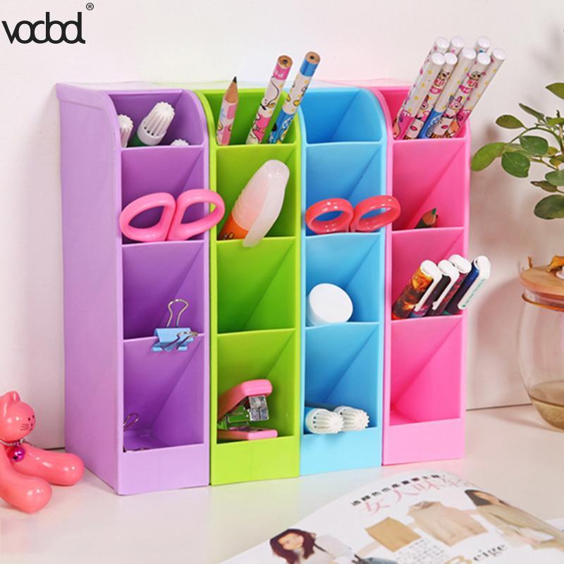 4 Cells Desktop Organizer Storage Box Socks Stationery Drawer Cosmetic Drawer Household Sundries Holder Home Office Storing Tool
