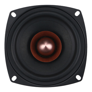 Image 2 - GHXAMP 4 inch Vierkante Volledige Range Luidspreker 4ohm 25 w Aluminium Ijzer Borium Magnetische Vocale Muziekinstrument Giftige 2 stks
