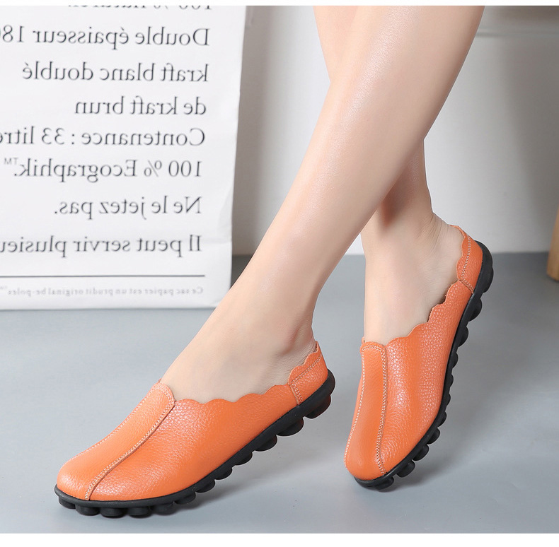 LL 982 Spring Autumn Women Loafers-7