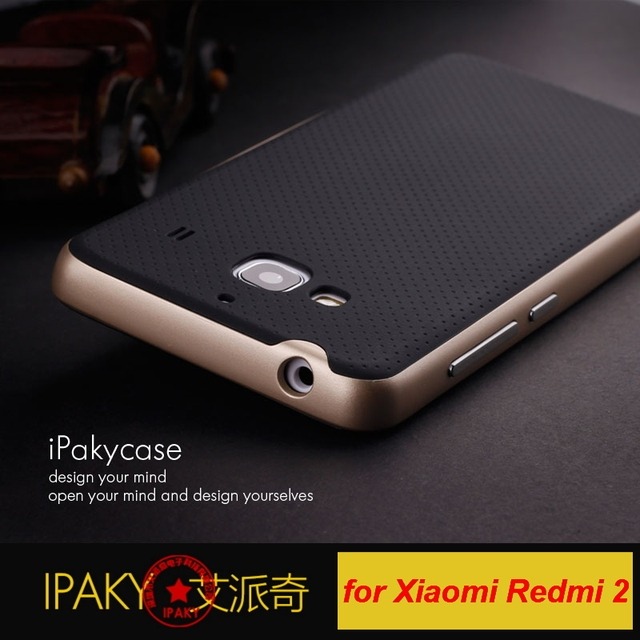 timeless design fa332 13fef US $245.0 |100pcs/Lot Xiaomi Redmi 2 & Redmi 2 Prime Case, Original iPaky  Slim Hybrid Armor TPU+PC Back Cover Case for Xiaomi Redmi2 on  Aliexpress.com ...