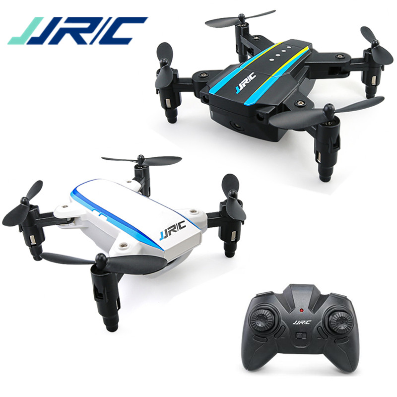 JJRC H345 Foldable Mini Drone 2.4G 4CH 6-axis Gyro Quadcopter Altitude Hold Mode Dual-aircraft Combination RC Helicopter