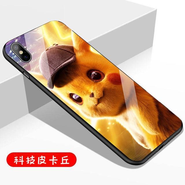 Pokemon Pikachu Kigurumi Cellphone Case