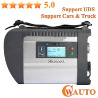 MB Star C4 with 5 Cables SDconnect Diagnosis Multiplexer Support Cars and Trucks Diagnostic Auto Offer 2 Years Warranty