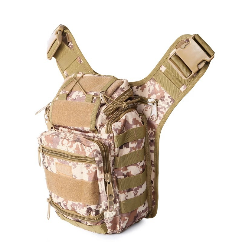 NEW Drop Shipping shoulder bag Military Hike Pack Photography package for Chest Bag Hike Trekking Rover Sling bag Chest Pack new hike