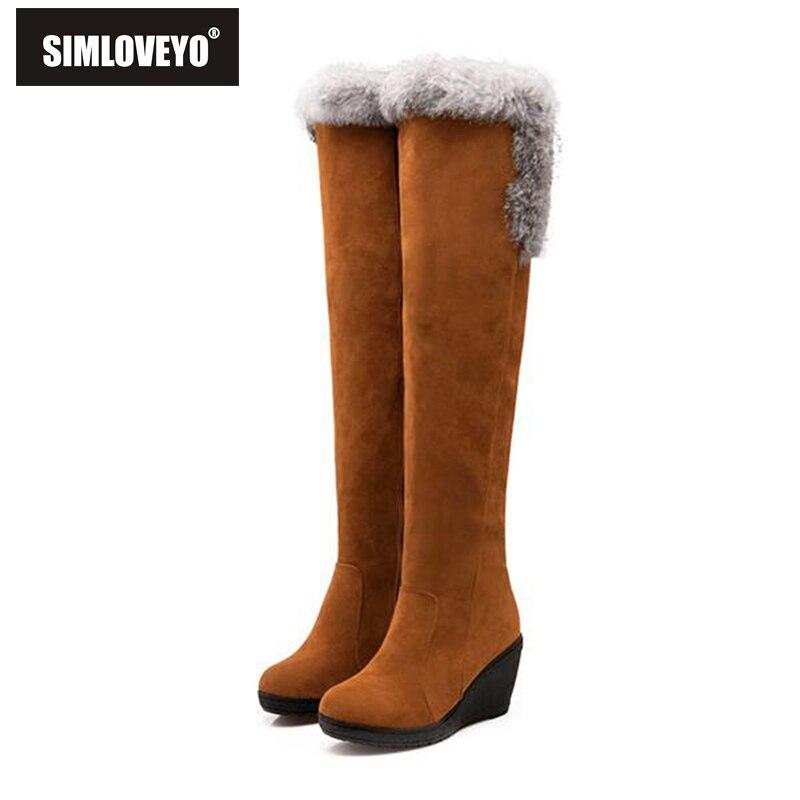 Online Get Cheap Fur High Heel Boots -Aliexpress.com   Alibaba Group