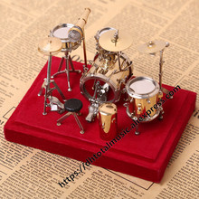 Buy miniature drum set and get free shipping on AliExpress com