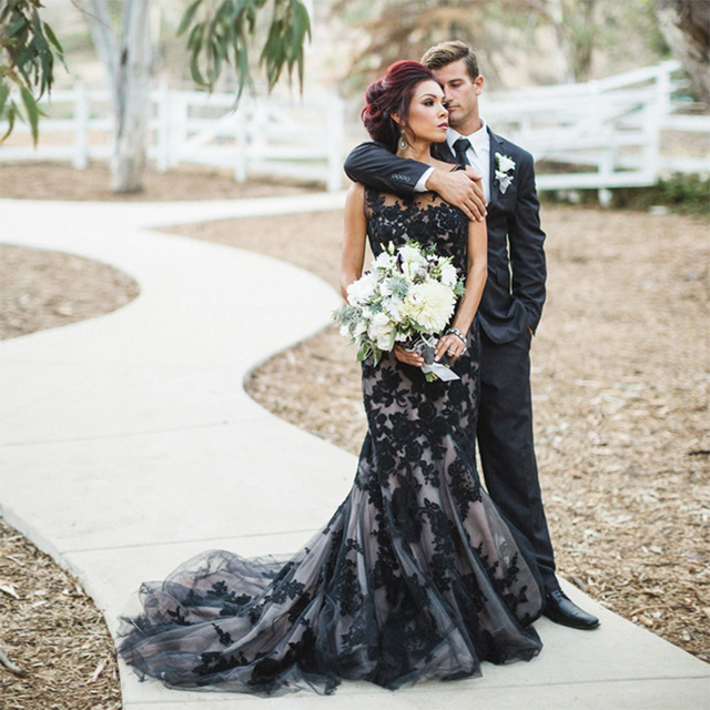 Black Engagement Dress 2017 Cly Lace Mermaid Evening Dresses Long Prom Robe De Soiree Longue