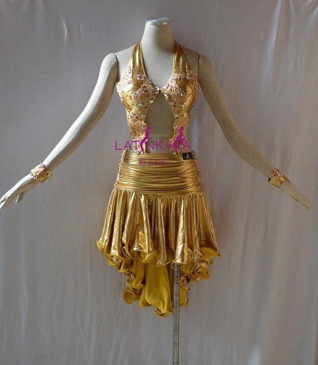 KAKA-NL1510,Women Dance Wear,Fringe Latin Dress,Salsa Dress Tango Samba Rumba Chacha Dress,women Dance Dress