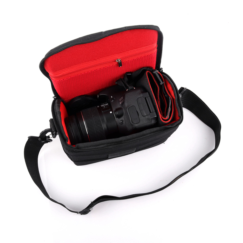 Camera Case Shoulder Bag For Olympus OM-D E-M10 Mark II EM10 E-M5 PEN-F E-P5 E-PL5 E-PL6 E-PL7 E-M1 II E-M1 STYLUS 1 SP-100EE