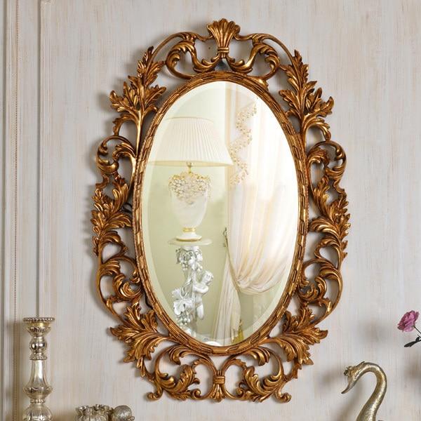 Compra resina marcos de los espejos online al por mayor de - Espejos de resina ...