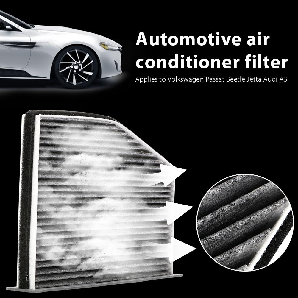Vehemo газированный салонный воздушный фильтр транспортный Кондиционер фильтр автомобильный фильтр воздушного кондиционера серый активированный уголь прочный