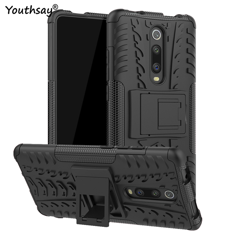For Xiaomi Redmi K20 Pro Case Heavy Duty Hard Rubber Silicone Phone case