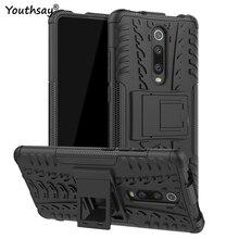 For Xiaomi Redmi K20 Pro Case Heavy Duty Hard Rubber Silicone Phone case