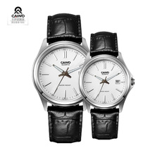 1Pair 2016 CAINO Wrist Watch Men Ladies Women Lovers Watches Top Brand Luxury Popular Famous Male Clock Quartz Watch