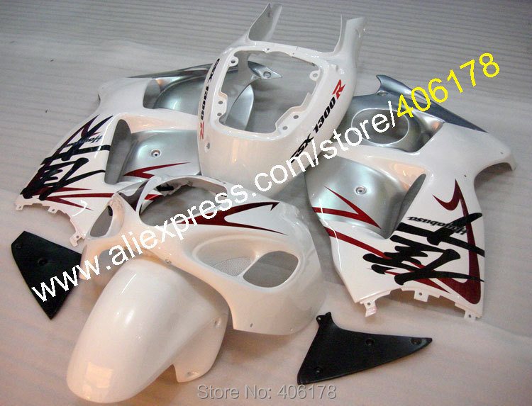 Hot Sales,Injection mold fairing For Suzuki GSXR1300 1999-2007 GSX-R1300 hayabusa GSX1300R 99-07 Fairing (Injection molding) household product plastic dustbin mold makers