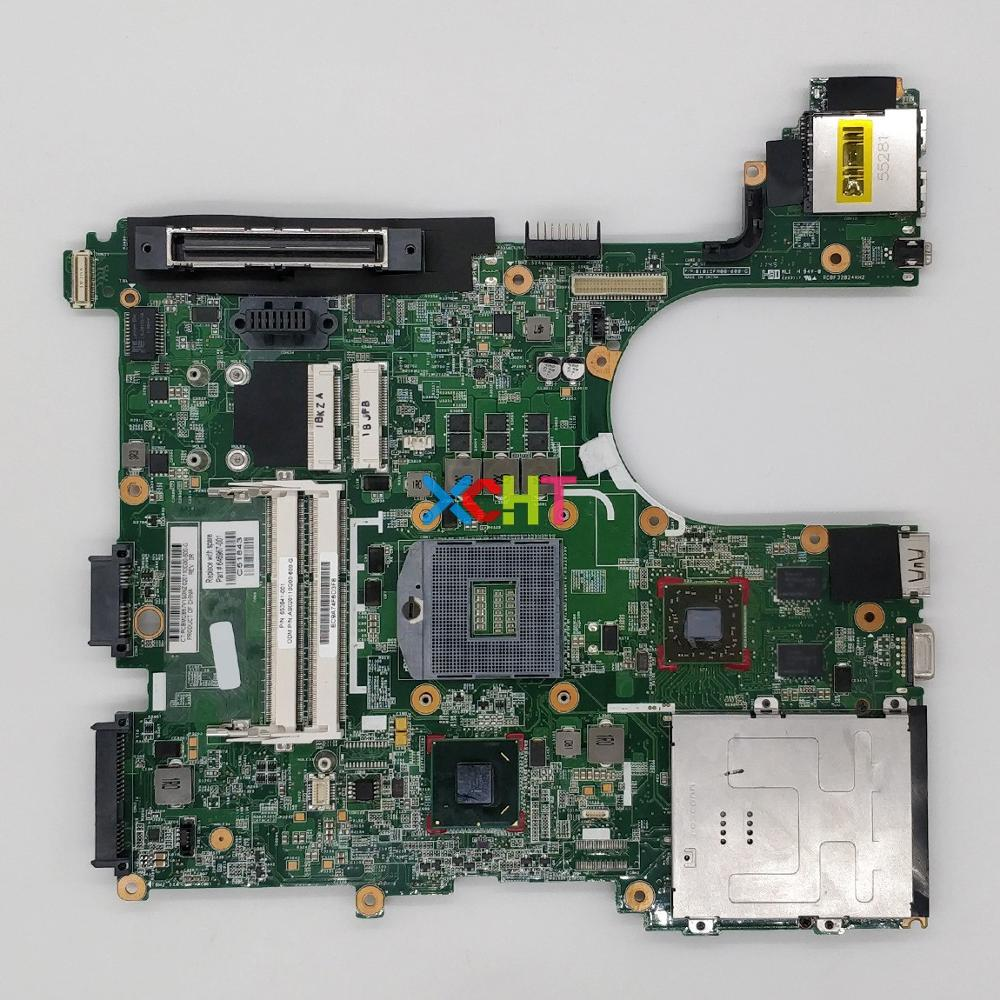 XCHT for HP EliteBook 8560P 8560W 6560B Series 646967 001 QM67 Laptop Motherboard Mainboard Tested Working